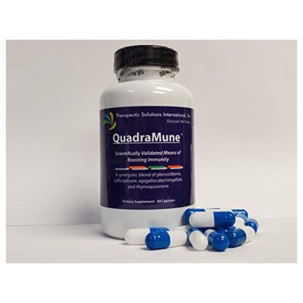 QuadraMune™ 60 Capsules